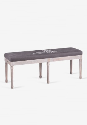 BENCH NEW YORK VINTAGE 120x30cm